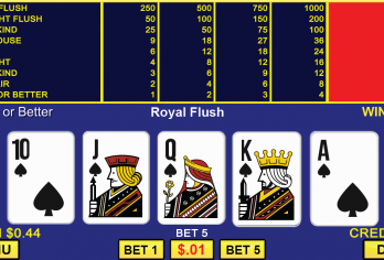 Video Poker Casino - android_phone3
